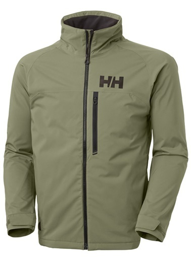 Helly Hansen Hh Hp Racıng Mıdlayer Jacket Yeşil
